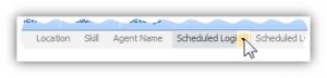 SharePoint filter bar